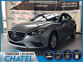Mazda Mazda3 Sport GS-SKY - AUTOMATIQUE - A/C - ÉCRAN TACTILE 2015
