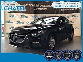 Mazda Mazda3 Sport GS - AUTO - SIEGES CHAUFFANTS - CRUISE - A/C 2015