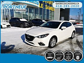 Mazda Mazda3 Sport GS 2015 BLUETOOTH - A/C - SIÈGES CHAUFFANTS