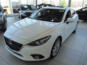 Mazda Mazda3 Sport GT 2016 **DÉMONSTRATEUR**