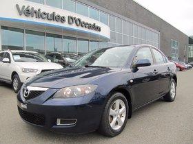 Mazda Mazda3 GS (AUTO A/C) 2008