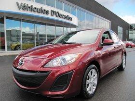 Mazda Mazda3 GX 2011 **GARANTIE PROLONGÉE**