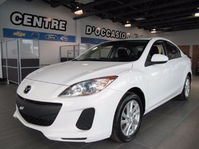 Mazda Mazda3 GS-SKY (MANUELLE A/C) 2012
