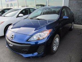 Mazda Mazda3 GX (AUTO, A/C) 2013 **TRÈS BAS KILOMÉTRAGE**