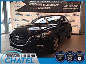 Mazda Mazda3 GX-SKY (MANUELLE A/C) 2014