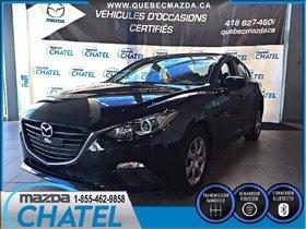 Mazda Mazda3 GX (MANUELLE) 2015