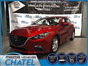 Mazda Mazda3 GS-SKY (MANUELLE A/C) 2015