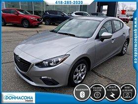 Mazda Mazda3 GX 2015 *BAS KM*