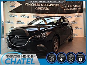 Mazda Mazda3 GX - BLUETOOTH - A/C - AUTOMATIQUE 2015
