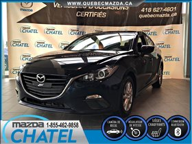 Mazda Mazda3 GS - CAMÉRA DE RECUL - SIEGES CHAUFFANTS - A/C - 2015