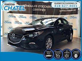 Mazda Mazda3 GS - AUTO - A/C - BLUETOOTH - CRUISE CONTROL 2015