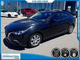 Mazda Mazda3 GX - MANUELLE 2015
