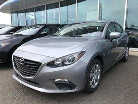 Mazda Mazda3 Sport GX - BLUETOOTH - A/C - AUTO 2015