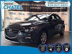Mazda Mazda3 GX - BLUETOOTH - AUTO - A/C 2015