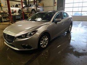 Mazda Mazda3 GS - GPS - BLUETOOTH - SIÈGES CHAUFFANTS 2015