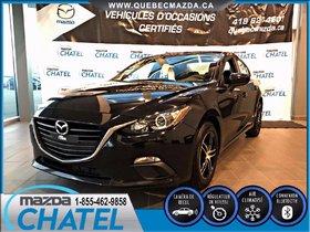 Mazda Mazda3 GX (MANUELLE A/C) 2016