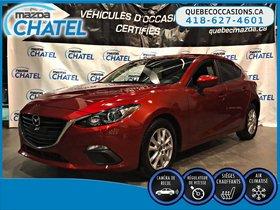 Mazda Mazda3 Sport GS - SIEGES CHAUFFANTS - CAMÉRA - CRUISE 2016