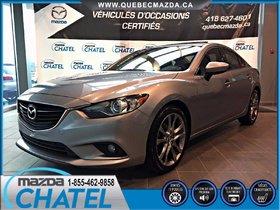 Mazda Mazda6 GT 2015 **AUTO-CUIR-TOIT OUVRANT**