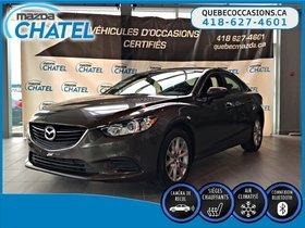 Mazda Mazda6 GS - BLUETOOTH - SIEGES CHAUFFANTS - CAMÉRA 2016
