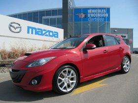 Mazda Mazdaspeed3  2011 ** FREINS AUX 4 ROUES + PNEUS ÉTÉ NEUFS**