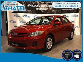 Toyota Corolla CE - MANUELLE - BASE 2013