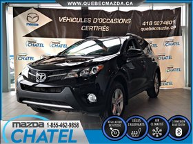 Toyota RAV4 XLE - 2RM - CAMÉRA - SIEGES CHAUFFANTS 2013