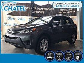 Toyota RAV4 LE AWD - CAMÉRA - SIEGES CHAUFFANTS - CRUISE 2015