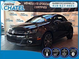 Volkswagen Eos WOLFSBURG - CUIR - CRUISE - BLUETOOTH 2015