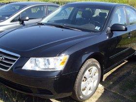 2010 Hyundai Sonata SONATA GLS