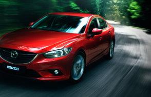 Système de sécurité i-Activesense – un ange-gardien pour votre Mazda 6 2014