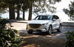 Trois véhicules Mazda honorés par l'AJAC