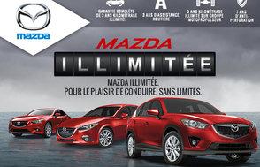 Nouvelle garantie illimitée de Mazda