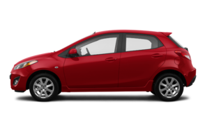 Mazda 2 GS 2014