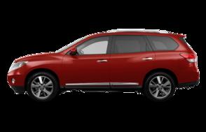 Nissan Pathfinder PLATINE 2014