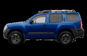 Nissan XTERRA PRO-4X 2014