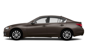 Infiniti Q50 Hybride 2015