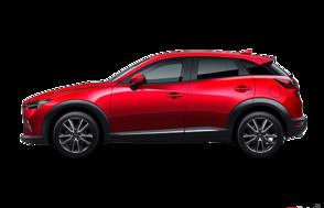 Mazda CX-3 2016 À VENIR