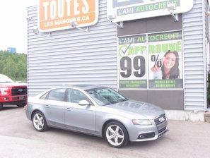 Audi A4 PREMIUM 2011 CUIR+TOIT+GR ELECTRIQUE