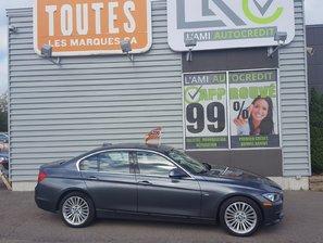 BMW 3 Series XDRIVE AWD 2013 TURBO