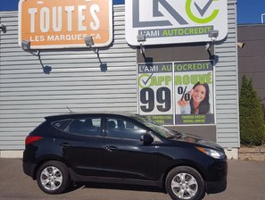 Hyundai Tucson L 2012