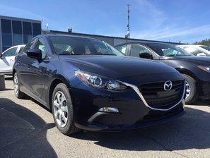 Mazda Mazda3 GX 2015 SKYACTIV - BERLINE - BLEU - CLE 505