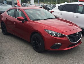 Mazda Mazda3 GS 2015 BAS KILOMETRAGE - ROUGE - CLÉ 550