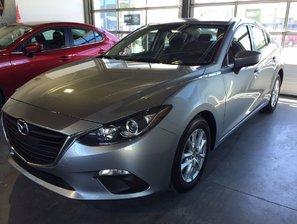 Mazda Mazda3 GS 2016 MAZDA 3 GS SKYACTIV