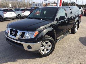Nissan Frontier SE 4X4 2010 CAMION TRÈS PROPRE