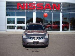 Nissan Rogue S 2012 Véhicule certifié Nissan