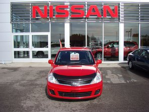 Nissan Versa 1.8 SL 2011 Véhicule Certifié Nissan