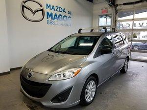Mazda Mazda5 2012 GS COMMODITE AUTOMATIQUE 6 PASSAGERS