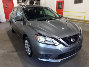 Nissan Sentra 2018 NEUF SV- CERTIFIÉ- CAMÉRA- FAUT VOIR- BAS MILLAGE!