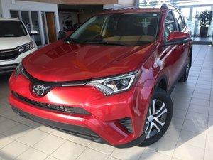 Toyota RAV4 2017 LE AWD **RESERVÉ** MAGS JAMAIS ACCIDENTÉ