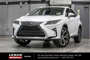 Lexus RX 350 LUXE AWD; CUIR TOIT GPS ANGLES MORTS LSS+ 2018